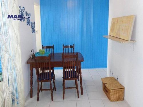 Imagem 1 de 5 de Apartamento Residencial À Venda, Centro, Guarujá - . - Ap7907