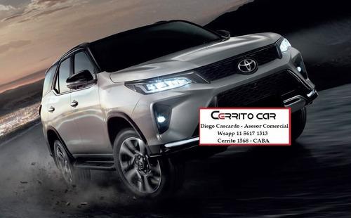 Toyota Sw4 2.8 Srx 204cv 4x4 7as At 0km 2021 Cupo!!!