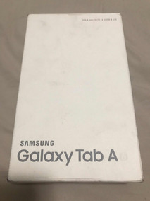 Tablet Samsung 10.1 Polegadas Novo