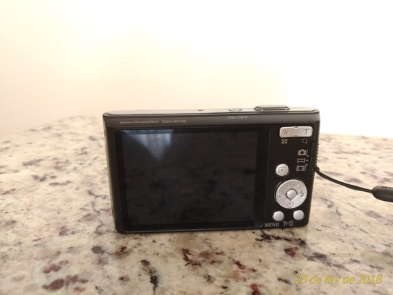 Câmera Sony 16.1 Megap Pixels