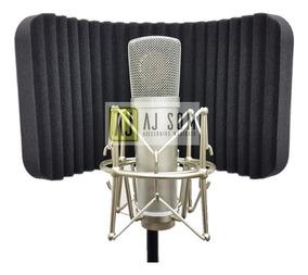 Difusor Smart P/ Pedestal Vocal Booth Reflection Filter-m