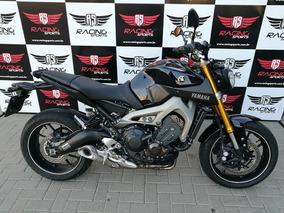 Yamaha - Mt - 09 Abs