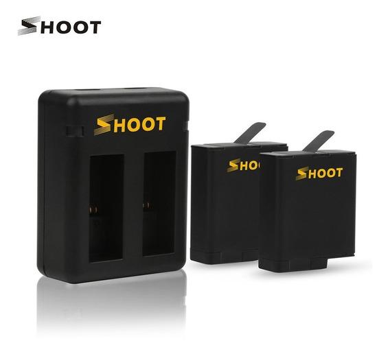 Shoot Xtg374 Sports Action Camera Bateria &