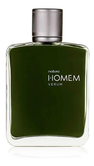 Deo Parfum Natura Homem Verum Original Frete Grátis
