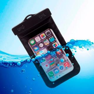 Capa Bolsa Celular A Prova Dágua Proteção- Mergulhos E Chuva