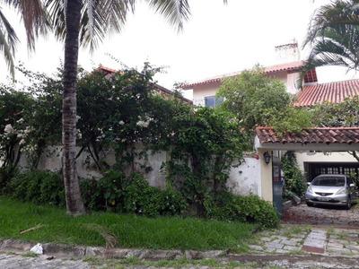 Casa Em Camboinhas, Niterói/rj De 382m² 4 Quartos À Venda Por R$ 1.100.000,00 - Ca216153