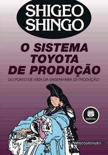 Livro - O Sistema Toyota De Produção - Shigeo Shingo