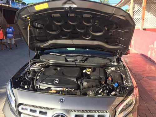 Mercedes-benz Classe Gla 2018 1.6 Advance Turbo Flex 5p