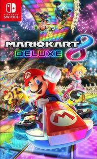 Mario Kart 8 Deluxe Digital Original Nintendo Switch