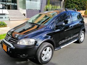 Volkswagen Crossfox 1.600cc Mt, Aa, 2007