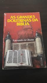 As Grandes Doutrinas Da Bíblia- Raimundo De Oliveira