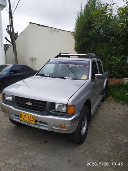 Chevrolet Luv 4x4 Doble Caniba