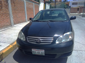 Toyota Corolla Le Qc Abs At,