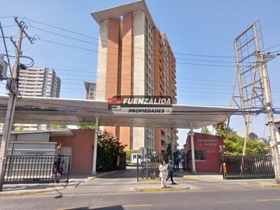 Departamento En Venta, Metro Lo Vial
