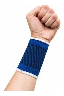 Munhequeira Elástica Protetor De Pulso Esportiva Resistente