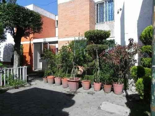 Bonita Casa De 3 Rec, 2 Wc, Coyoacán