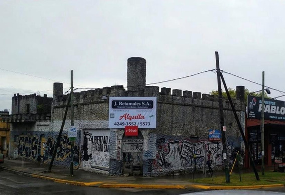 Avenida Hipolito Yrigoyen 11900 - Turdera - Locales En Esquina - Venta