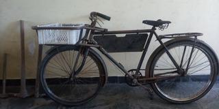 Bicicleta Antigua De Reparto Rodado 26