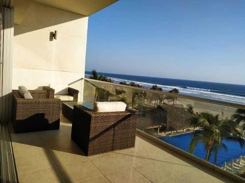 Cad Areia C 301 De Playa, Vista Al Mar, Elevador A La Puerta