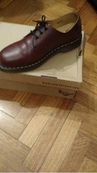 Zapato Dr. Martens Talle 46 Color Bordo