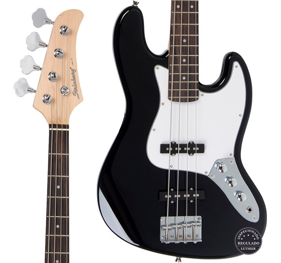 Contra Baixo Jazz Bass Strinberg Jbs40 Regulagem Oferta!