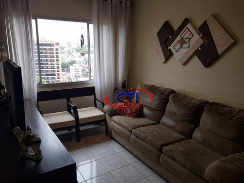Imagem 1 de 20 de Apartamento Com 2 Dormitórios À Venda, 60 M² Por R$ 290.000,00 - Nova Petrópolis - São Bernardo Do Campo/sp - Ap3329