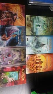 Colección Libros De Narnia Tapa Dura Precio Por Unidad
