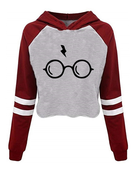 Buzo Harry Potter Corto You Are Wizard Harry Lentes