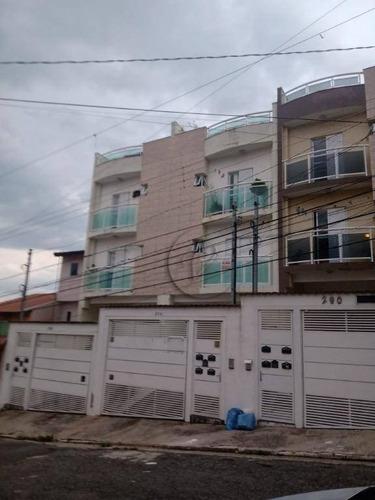 Apartamento Com 2 Dormitórios À Venda, 100 M² Por R$ 305.000,00 - Parque Oratório - Santo André/sp - Ap10298