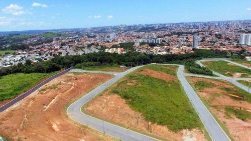 Imagem 1 de 8 de Terreno À Venda, 300 M² Por R$ 210.000,00 - Condomínio Pampulha Jardim Residencial - Sorocaba/sp - Te4537