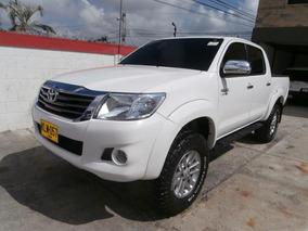 Camioneta Toyota Hilux 2013 4x4 Diesel Negociable Barata