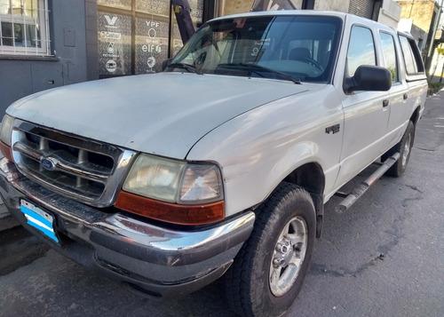 Ford Ranger 2.5 Xl I Dc 4x2 1999