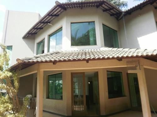 Linda Casa No B. Quintas Coloniais. - 892