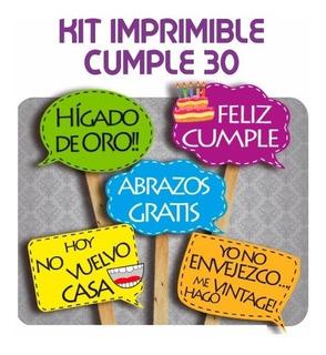 Cartelcumple 30 Años En Mercado Libre Argentina