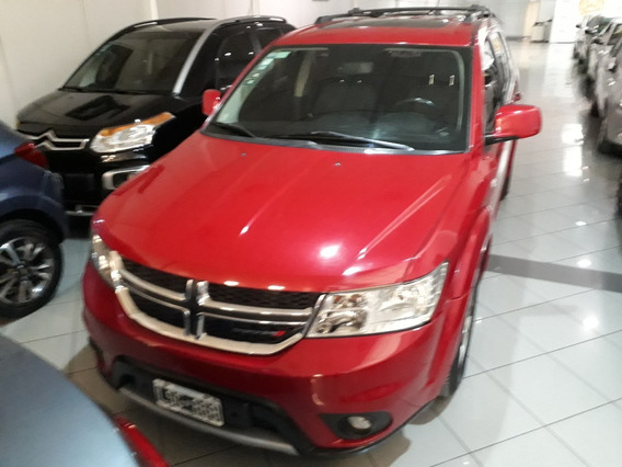 Dodge Journey 2.4 Sxt 2012, 7 Ass. Dvd Concesionario Oficial