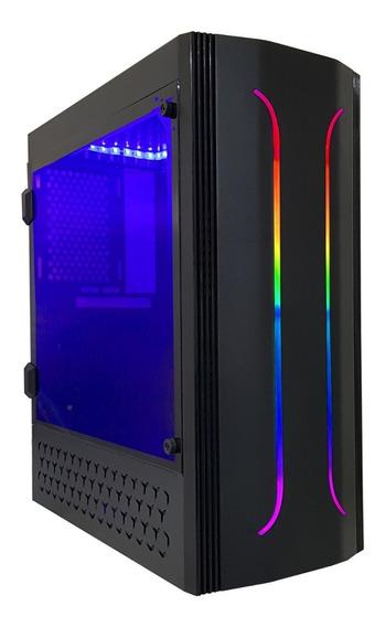 Cpu Gamer Amd Ryzen 2200g / 500 Gb/ 8gb/ Vega / Gab /