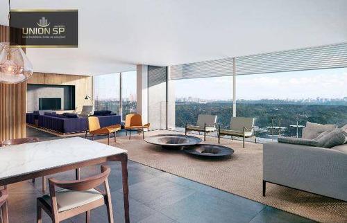 Apartamento Com 4 Dormitórios À Venda, 469 M² Por R$ 12.493.900,00 - Vila Madalena - São Paulo/sp - Ap45719