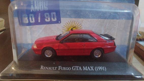 Autos Inolvidables Argentinos Años 80/90 N° 1