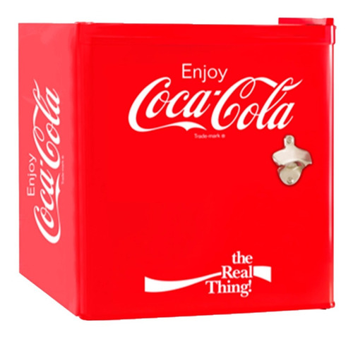 Imagen 1 de 3 de Frigobar Coca Cola Dace 1.6 Pies