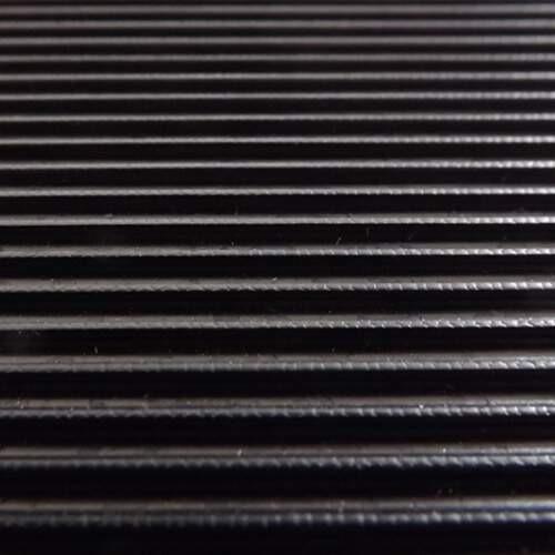 Carpete Ripadinho 50cm Largura X 100cm Comprimento - 03 Pçs