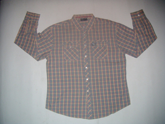 Increíble Camisa Eckó Unltd 3xl Extra Grande Envío Gratis