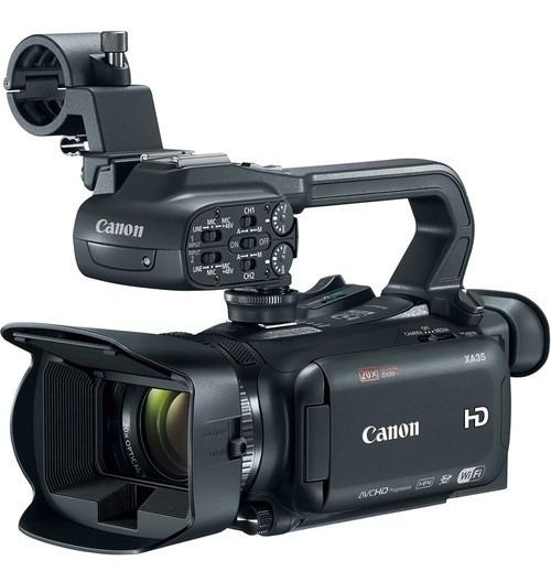 Filmadora Camcorder Canon Xa35 Sdi - Garantia Canon
