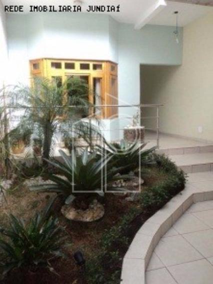 Casa Para Locação E Venda, Em Campo Limpo Paulista, Jardim Europa - Ca02645 - 2755411
