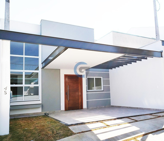 Casa À Venda, Condomínio Montreal Residence - Indaiatuba Sp