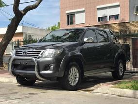 Toyota Hilux 2.7 Cd Srv Vvti 4x2 - A3 2015