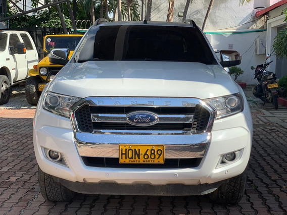 Ford Ranger Limited 3.2 Automatica 4x4 Diesel Modelo 2017