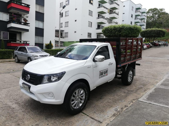 Nissan Frontier Np300 4x4 Tdi 2500cc Mt Aa Dh