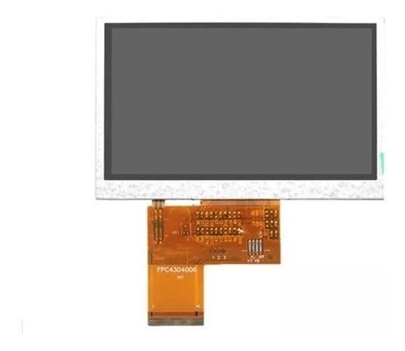Display Tela Lcd 4,3 Finder Ws Satlink 6960 Original