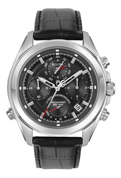Reloj Bulova Hombre Negro 96b259