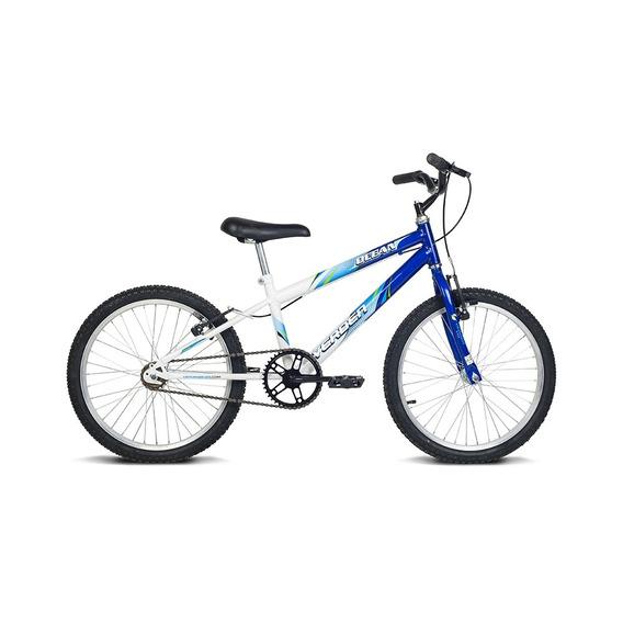 Bicicleta Infantil Aro 20 Ocean Azul E Branco Verden Bikes